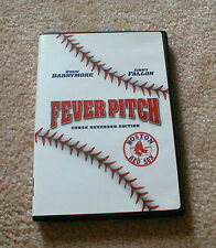 """FEVER PITCH"" Movie starring Drew Barrymore & Jimmy Fallon on DVD"
