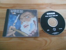 CD PUNK urge-WHY hide the Lie (15) canzone RPN Records