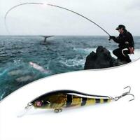 Fishing Lure Wobbler Fishing Tackle Bass 2 hook Fishing 2020 lure D0A3