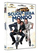 Dvd LA SCUOLA PIU' BELLA DEL MONDO - (2014) ** Contenuti Speciali ** ...NUOVO