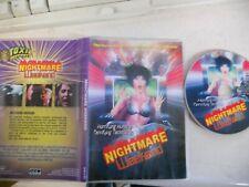NIGHTMARE WEEKEND TROMA DVD RARE