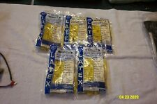Comerical Gloves Rubber Latex  5 Pair Size SM