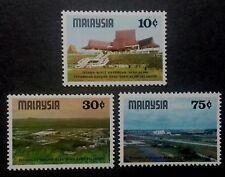 MALAYSIA 1978 INAUGURATION OF SHAH ALAM NEW TOWN SG 187 - 189 MNH OG