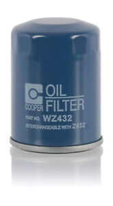 Wesfil Oil Filter WZ432 fits Toyota Camry 2.0 GLi 16V (SV21), 2.4 VVT-I (ACV3...
