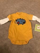 """""""Mommy's Attention Hog"""" Long Sleeve One Piece Body Suit 3m One Piece Circo"""