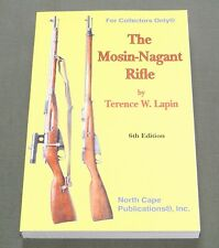 """""""MOSIN-NAGANT RIFLE"""" SOVIET RUSSIAN WW1 WW2 EASTERN FRONT CARBINE REFERENCE BOOK"""