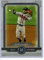 Ozzie Albies 2019 Topps Museum 5x7 #5 /49 Braves