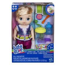 BRAND NEW HASBRO BABY ALIVE SWEET SPOONFULS BABY BLONDE BOY E0635