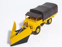 1:43 Atlas Dinky Toys 567 DIECAST CAR MODEL CHASSE-NEIGE UNIMOG MERCEDES-BENZ