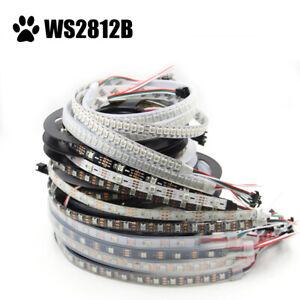 ws2812b WS2813 LED Streifen Pixel RGB 5050 Adressierbarer Gleichstrom 5V 1-5M