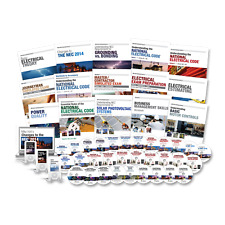 Mike Holt's Ultimate Training Library with DVDs, 2014 NEC
