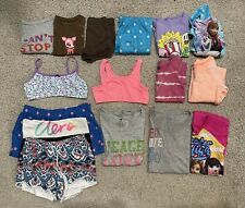 New listing Girl's Clothing Lot Various Sizes 3T - Large Frozen Aero Monster High Athletic