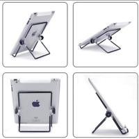 Folding Adjustable Desk Tablet Holder Mount Stand Bracket for iPad 2 3 4 Tablet