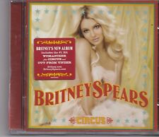 Britney Spears-Circus cd album