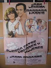 A3759 Guerra entre hombres y mujeres Jack Lemmon,  Barbara Harris,  Jason Robard