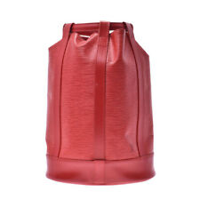 LOUIS VUITTON Epi RandonneePM Red M52357 Bag 800000080657000