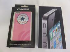 Apple iPhone 4 32 GB Schwarz mit OVP Defekt + Converse Hülle in OVP