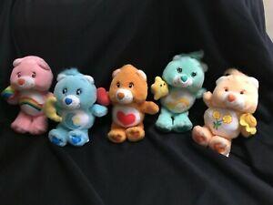 Care bear set x 5 HAVE A L@@K!