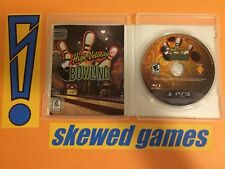 High Velocity Bowling - PS3 PlayStation 3 Sony COMPLETE