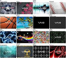 Choose Any 1 Vinyl Sticker/Skin for Sony Vaio NR Series Laptop Lid - Free Ship!