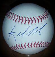 Randall Delgado Diamondbacks Signed Autographed Rawlings Baseball Onyx COA