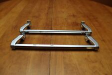 "Vintage Kohler K-9565-A Chrome Plated Hexagonal Towel Bars for 14""-18"" Sinks GUC"