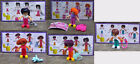 ➡ KINDER 2015 ☆ FS 173 .. 177 INFINIMIX SWEET PUPPIES PERSONNAGES ☰