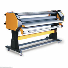 "67"" Stand Frame Full-auto Single Side Wide Format Hot/Cold Laminator -by SEA"