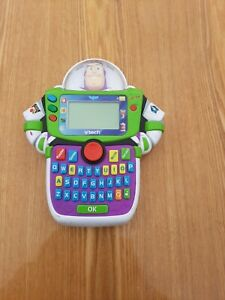 Vtech Disney TOY STORY BUZZ LIGHTYEAR LEARN AND GO GAME