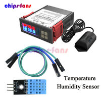 SHT20 SHT2000 DHT11 Temperature Humidity Sensor Control Thermostat for Arduino