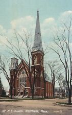 Westfield, Ma - 1st M E Church