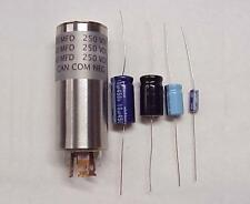 Collins 75S-3B & 75S-3C  NEW Capacitor Replacement Kit