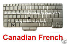 HP Compaq 2710 2710p Elitebook 2730p Keyboard Clavier - Canadian French CF
