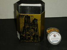 2oz container of Church Blend Ponifical Resin Incense.