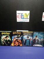 LOT Harry Potter Chamber of Secrets/Sorcerer's stone-Half Blood prince-Azkaban
