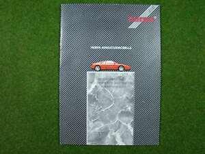 HERPA  Miniaturmodelle Prospekt  >> Ferrari 348 TB / TS << | d280