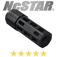 Ncstar 7.62X39 Rifle Muzzle Break Reduce Recoil Rise Barrel Detent Chambers