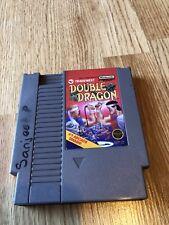 Double Dragon Nintendo Entertainment System NES Cart Works PC5