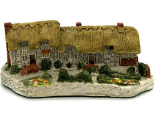 David Winter Cottages Anne Hathaway`s Cottage Tiny Series 1980 Early Piece Rare