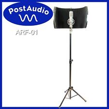 Post Audio ARF-01 Reflection Filter & Portable Vocal Booth Studio Sound Anywhere