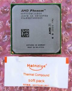 AMD Phenom X4 HD9550WCJ4BGH Quad-Core 2.2GHz/2M Socket AM2 AM2+ Processor CPU