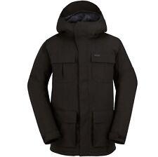 Volcom alternativo Da Uomo Snowboard Giacca Da Sci NEVE D'Inverno Coat L 15K RRP £ 140