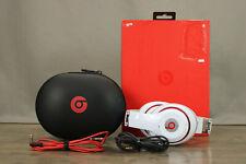 GENUINE Beats By Dre Studio Headphones - L5313 Headset WHITE