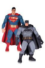 BATMAN DARK KNIGHT RETURNS - 30th ANNIV. 2-PACK ACTION FIGURE - DC COLLECTIBLES