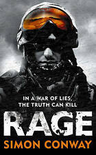 Rage by Simon Conway (Paperback, 2006) New Book