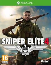 Sniper Elite 4 Xbox One * NEW SEALED PAL *