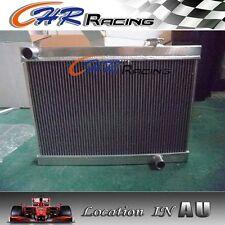 3 Row Aluminium Radiator For Holden LC/LJ/LH/LX Torana Chevy Engine V8 MT