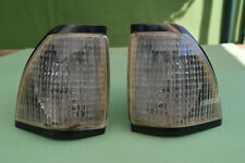 Audi 100 c2 typ43 Hella Turn Signals Blinkers Left+Right P25-1