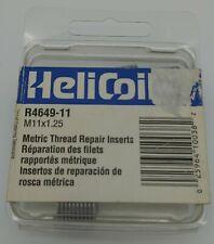Helicoil M11 x 1.25 thread repair 3 inserts R4649-11