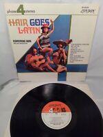 DECCA PHASE 4 UK Hair Goes Latin EDMUNDO ROS Shrink PFS-4178 c411